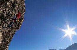 Die Martinswand bei Innsbruck | Climbers Paradise