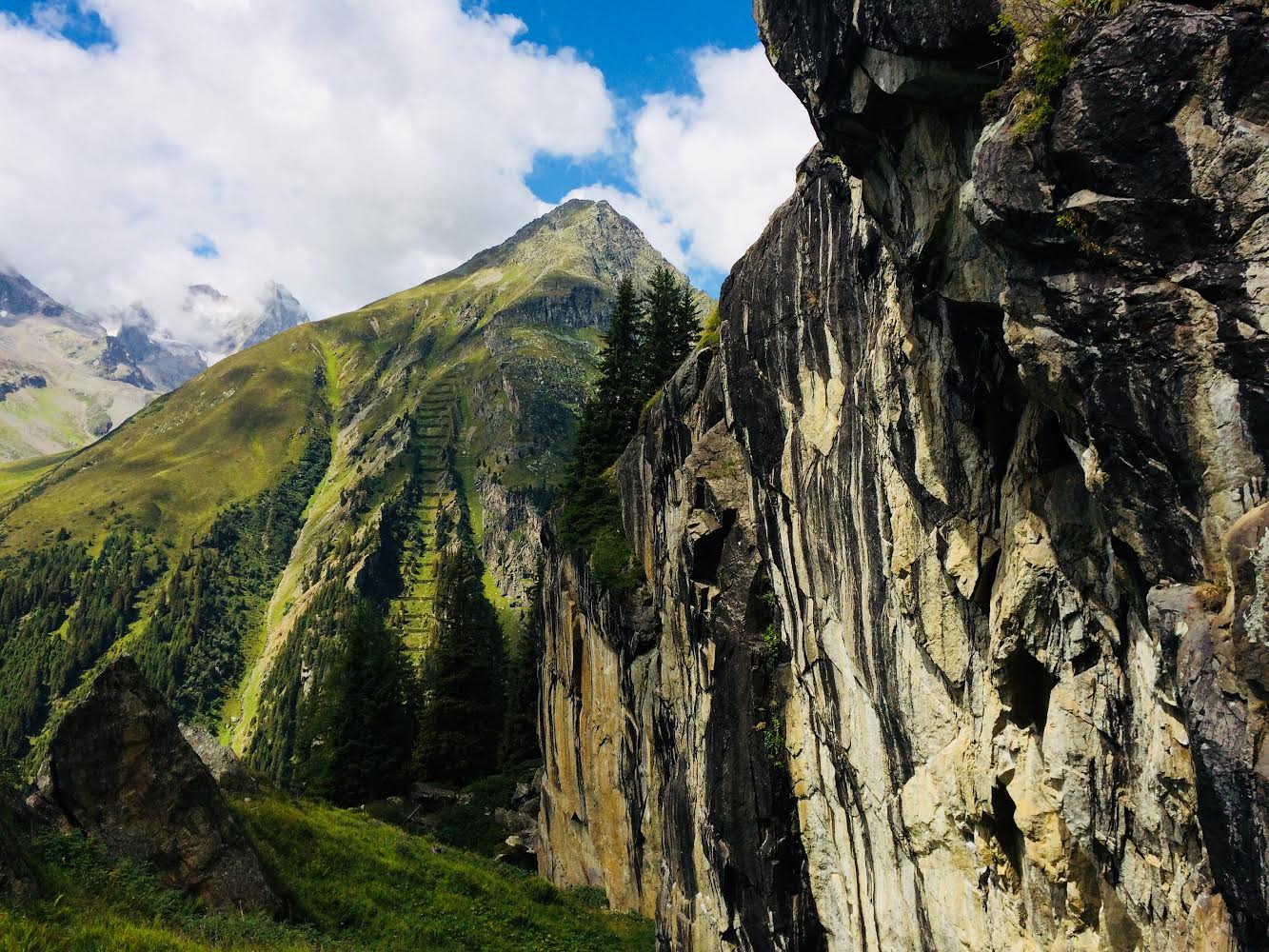 Ein Teil des Hexenkessels | Climbers Paradise
