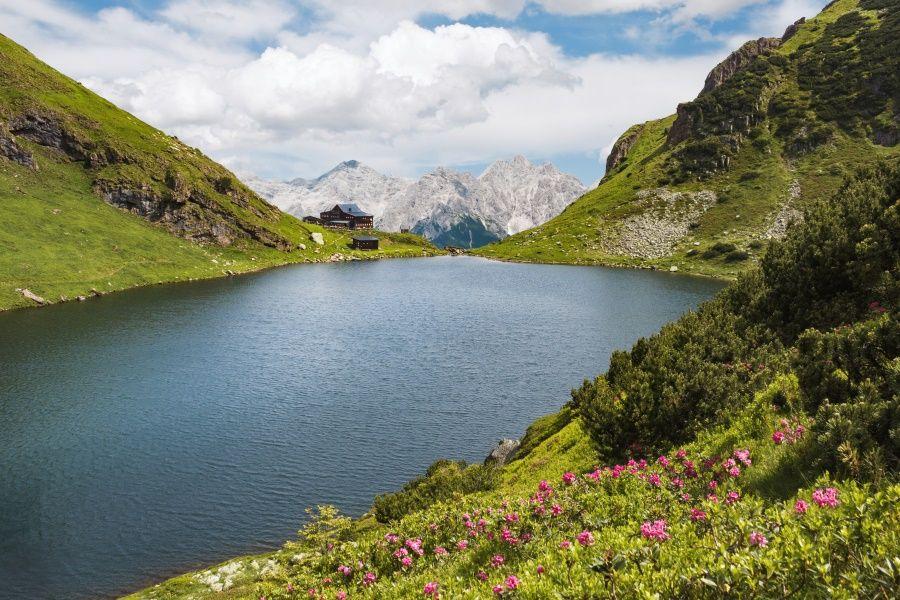 Beeindruckendes Ausflugsziel und Top-Fotopoint: Der Wildseeloder, Foto: Helmut Lackner, TVB Pillerseetal | Climbers Paradise