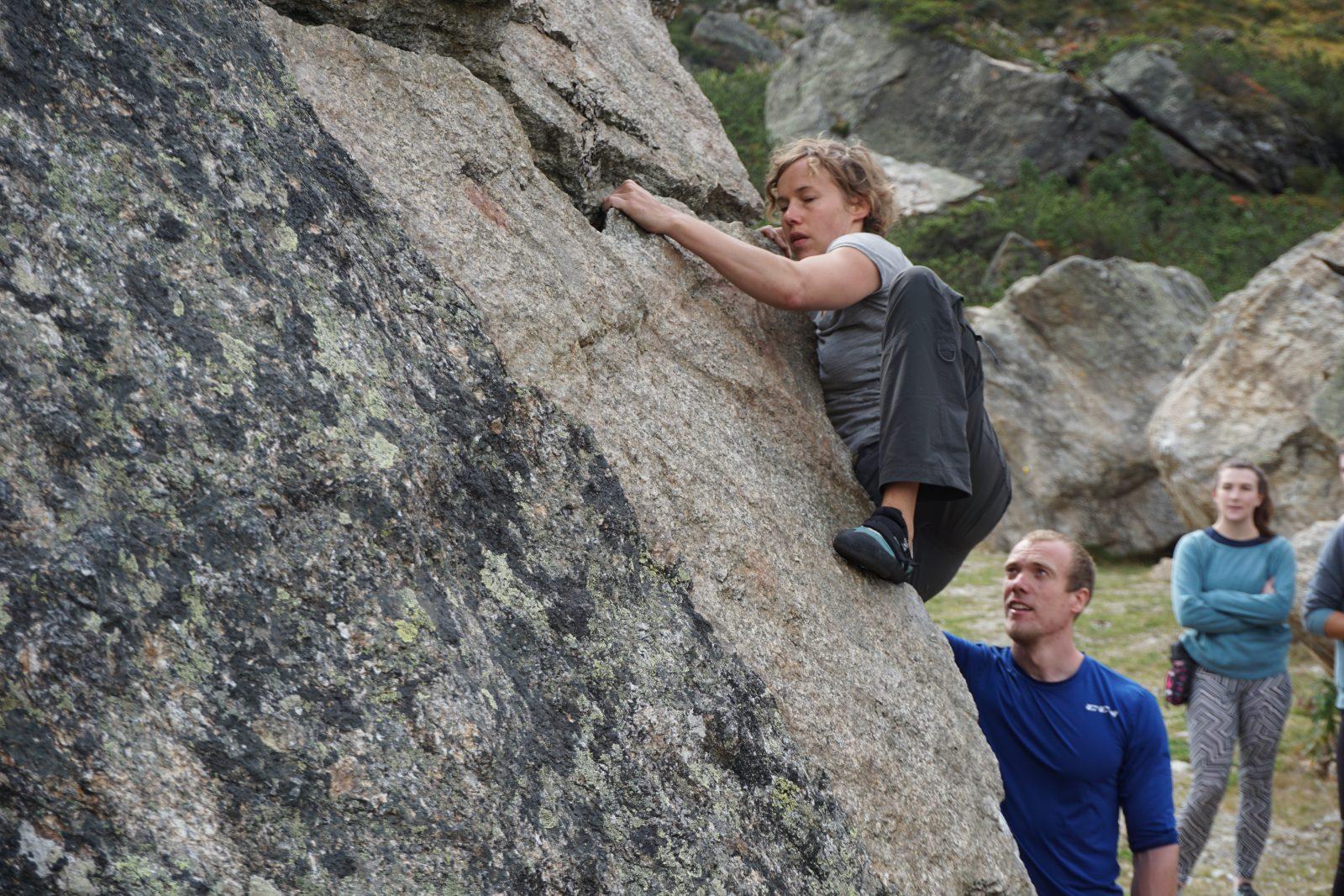 Boulder-Spaß im Silvapark | Climbers Paradise