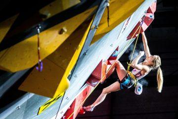 Jessica Pilz, Foto: Johann Groder | Climbers Paradise
