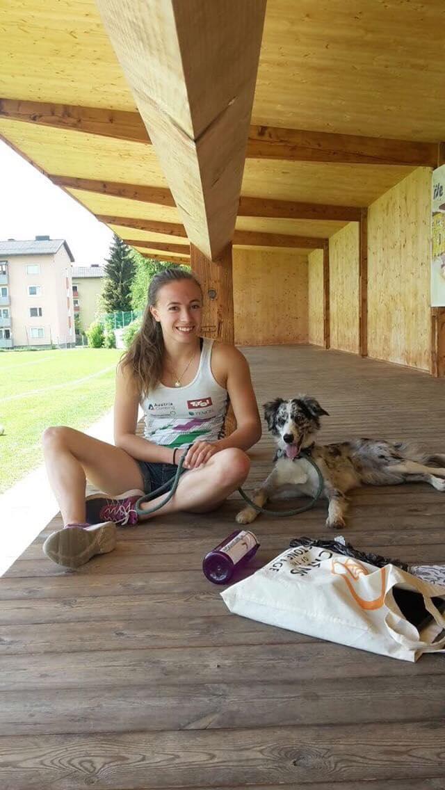 Julia Fiser | Climbers Paradise