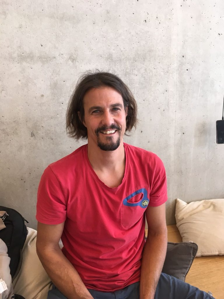 Markus Schwaiger, Organisator der Kletter-WM 2018 in Innsbruck   Climbers Paradise