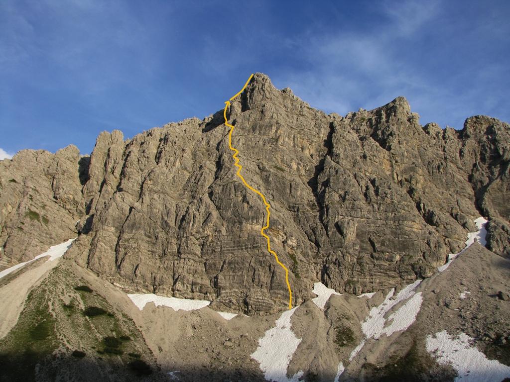 Klettersteig bei der Lachenspitze | Climbers Paradise