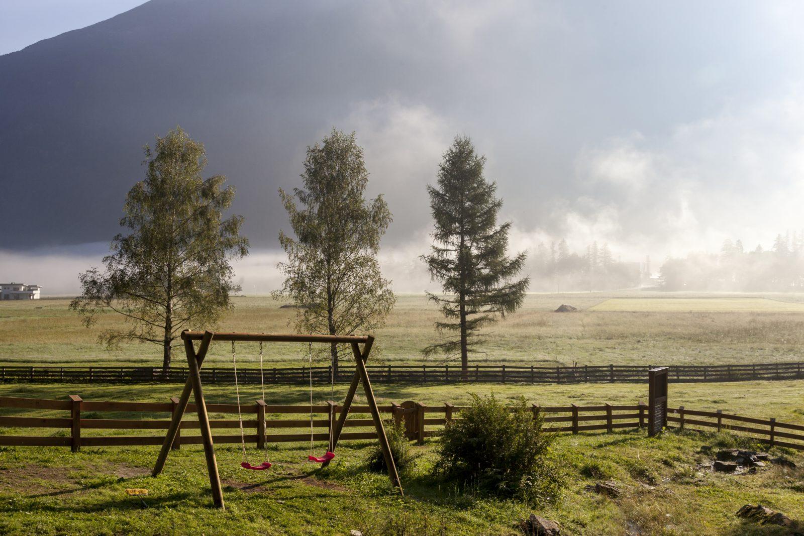 Nebel im Ötztal, Foto: Tirol Werbung, Robert Pupeter | Climbers Paradise