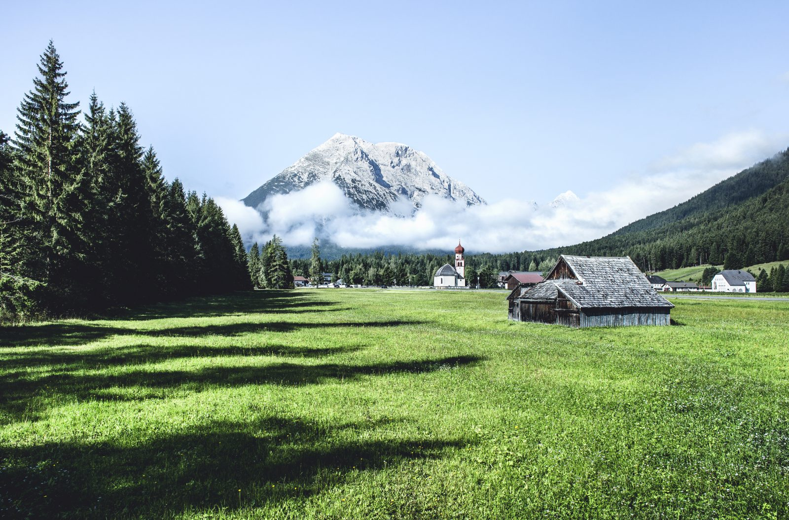 Seefeld, Foto: Stephan Elsler | Climbers Paradise
