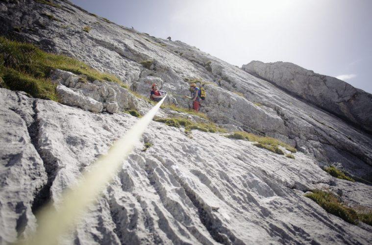 Mehrseillängen-Seil, Foto: Tirol Werbung, Manfred Jarisch | Climbers Paradise