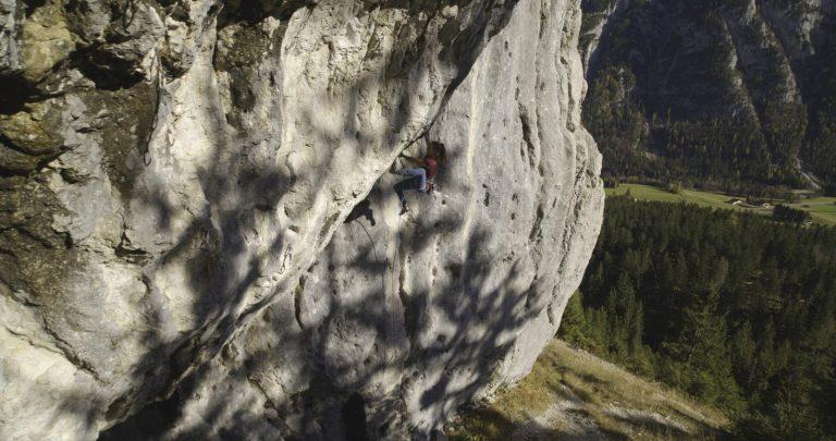 Chinesische Mauer, Foto: Tirol Werbung, Johannes Mair   Climbers Paradise