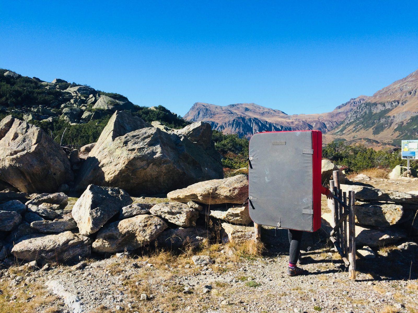 Auf geht's zum Bouldern im Silvapark | Climbers Paradise