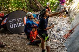 Klettern an der Martinswand, Foto: Kraxlfreunde | Climbers Paradise