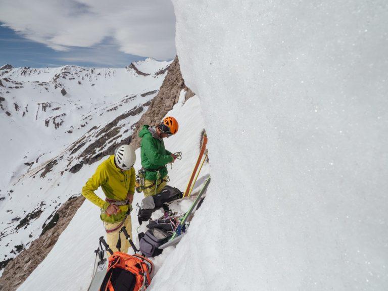 Ski & Climb in der Ferienregion Imst, Foto: Simon Schöpf   Climbers Paradise