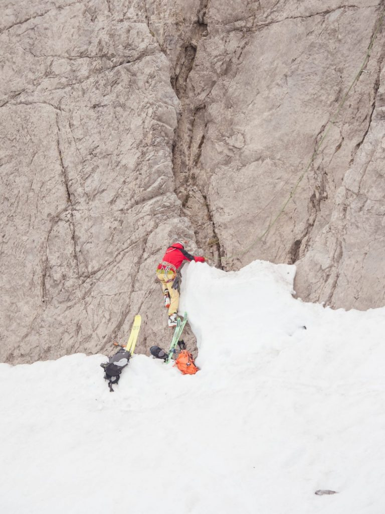 Klettern beim Ski & Climb in der Ferienregion Imst, Foto: Simon Schöpf | Climbers Paradise