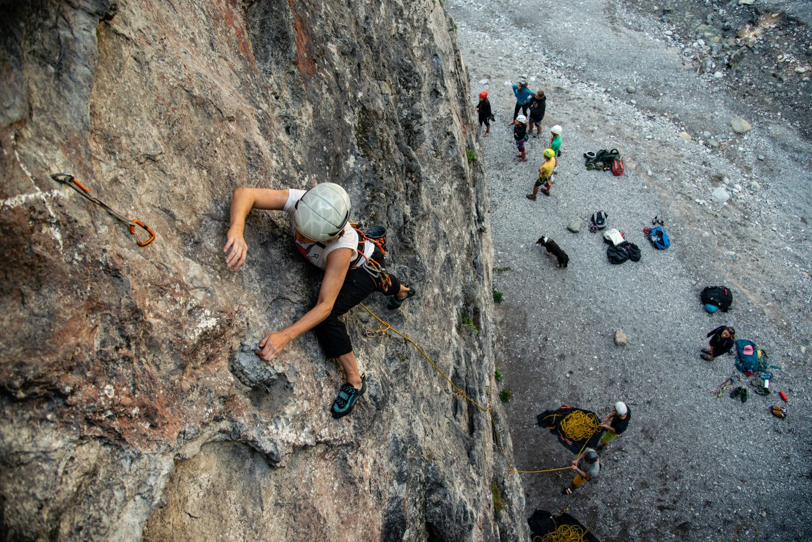 Klettercamps von SAAC, Foto: SAAC | Climbers Paradise