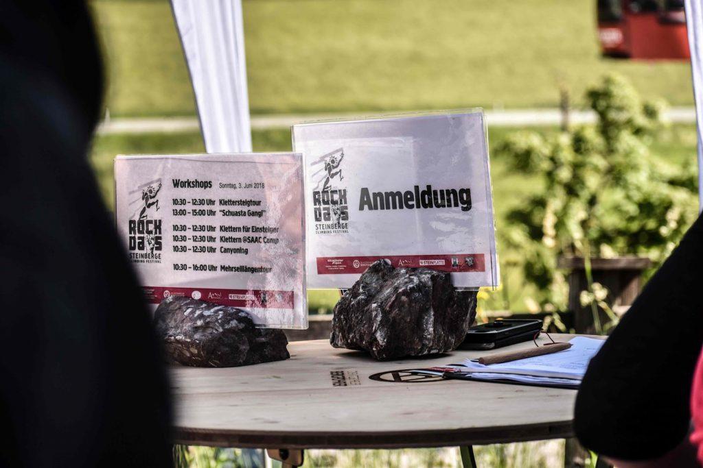 Jetzt anmelden zu den ROCKdays 2019, Foto: Sina Bodingbauer | Climbers Paradise