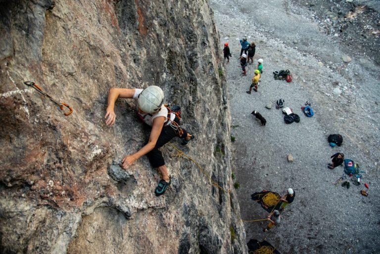 Klettern am Fels, Foto: SAAC | Climbers Paradise