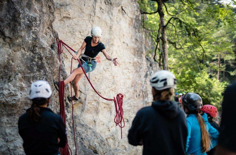 Tipps fürs Klettern am Fels, Foto: SAAC | Climbers Paradise