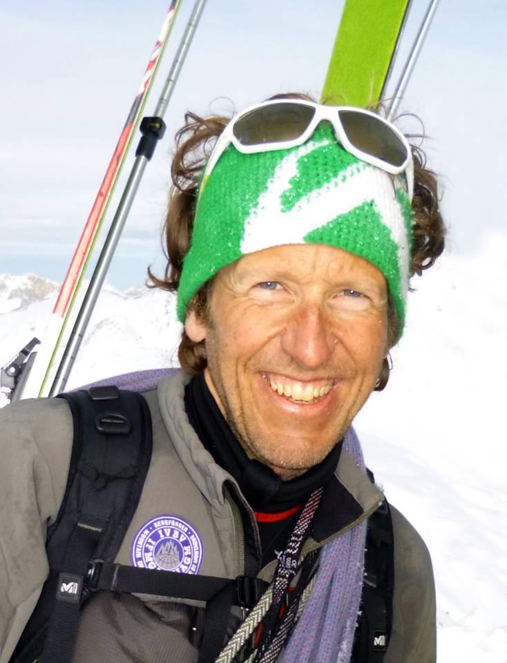 SAAC Bergführer Gerhard Mössmer, Foto: Gerhard Mössmer | Climbers Paradise