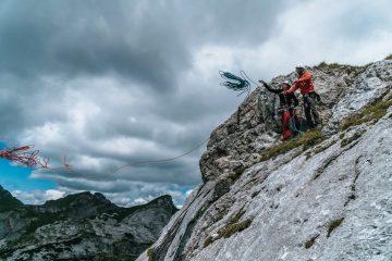 Mehrseillängen in der Region Achensee, Foto: Achensee Tourismus | Climbers Paradise