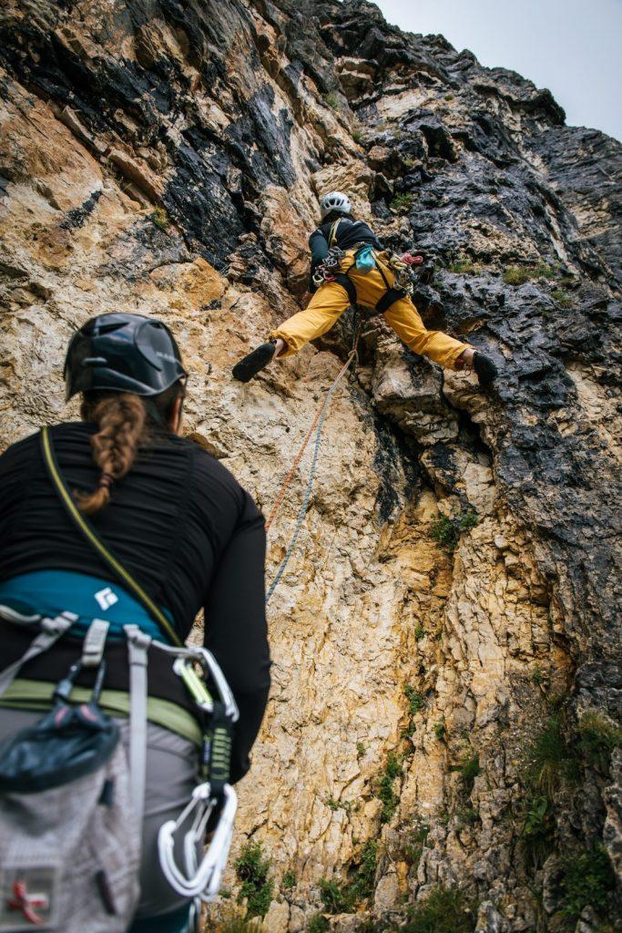 Klettern im Rofangebirge, Foto: Achensee Tourismus | Climbers Paradise