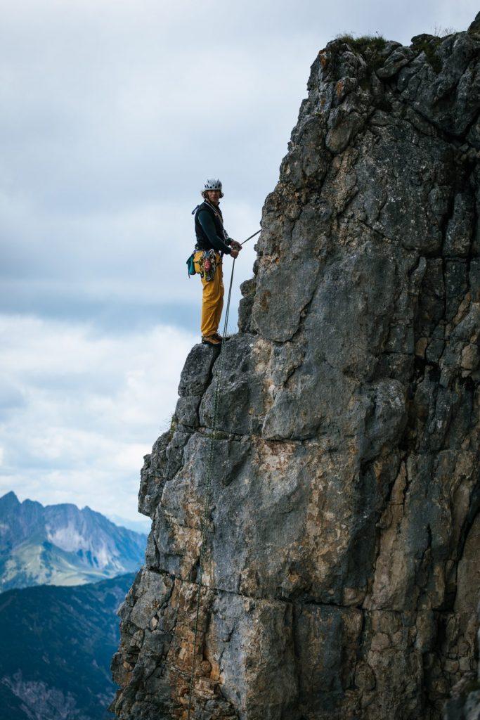 Mehrseillängentraum in der Region Achensee – von kurz und knackig bis lang und ausdauernd ist alles dabei, Foto: Achensee Tourismus | Climbers Paradise