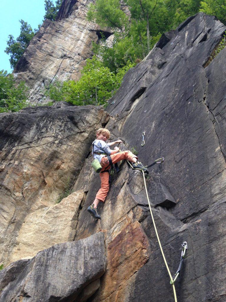 Klettern im Klettergarten Ötz | Climbers Paradise