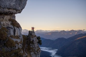 Klettergenuss bei den Steinbergen, Foto: Michael Werlberger | Climbers Paradise