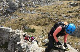 Climbhow Ferrata, der Klettersteig-Workshop, Foto: CLIMBHOW | Climbers Paradise