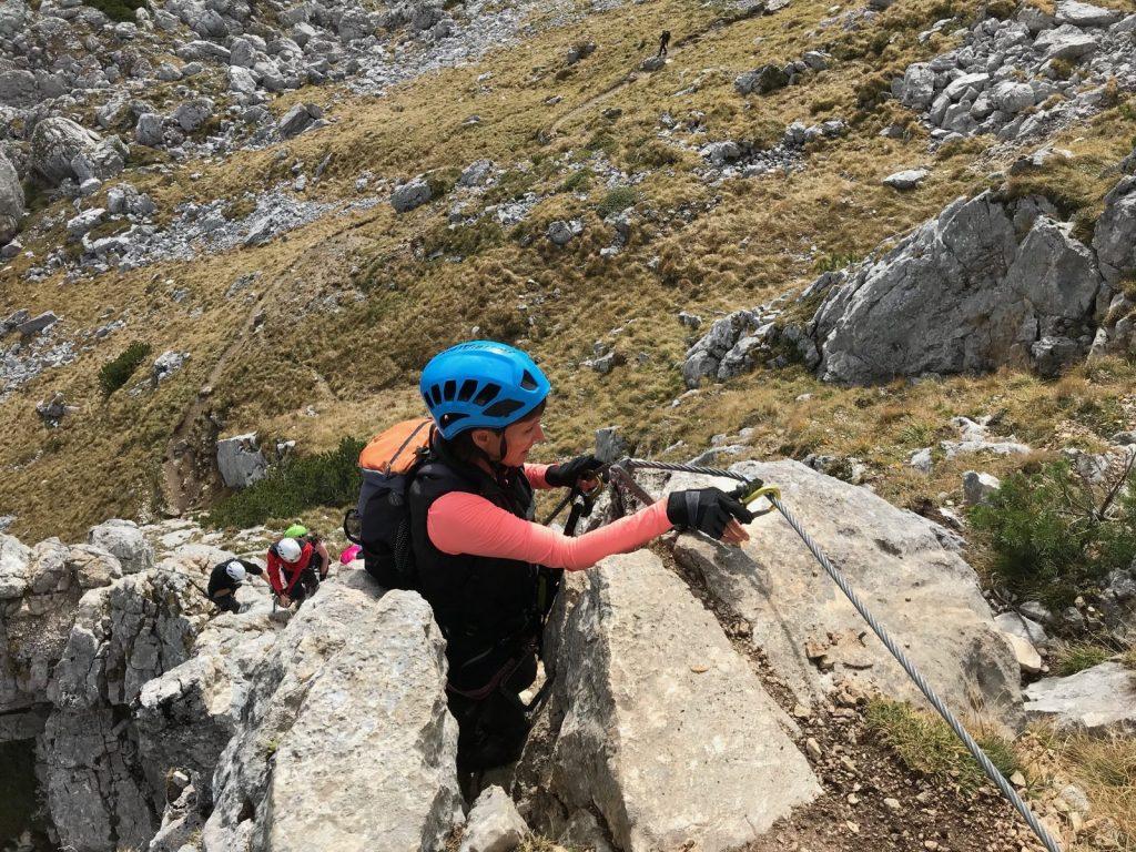 Klettersteig bei der Haidachstellwand | Climbers Paradise