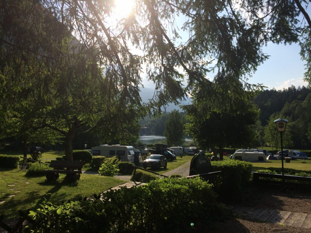 Der Campingplatz Seewiese in Tristach | Climbers Paradise
