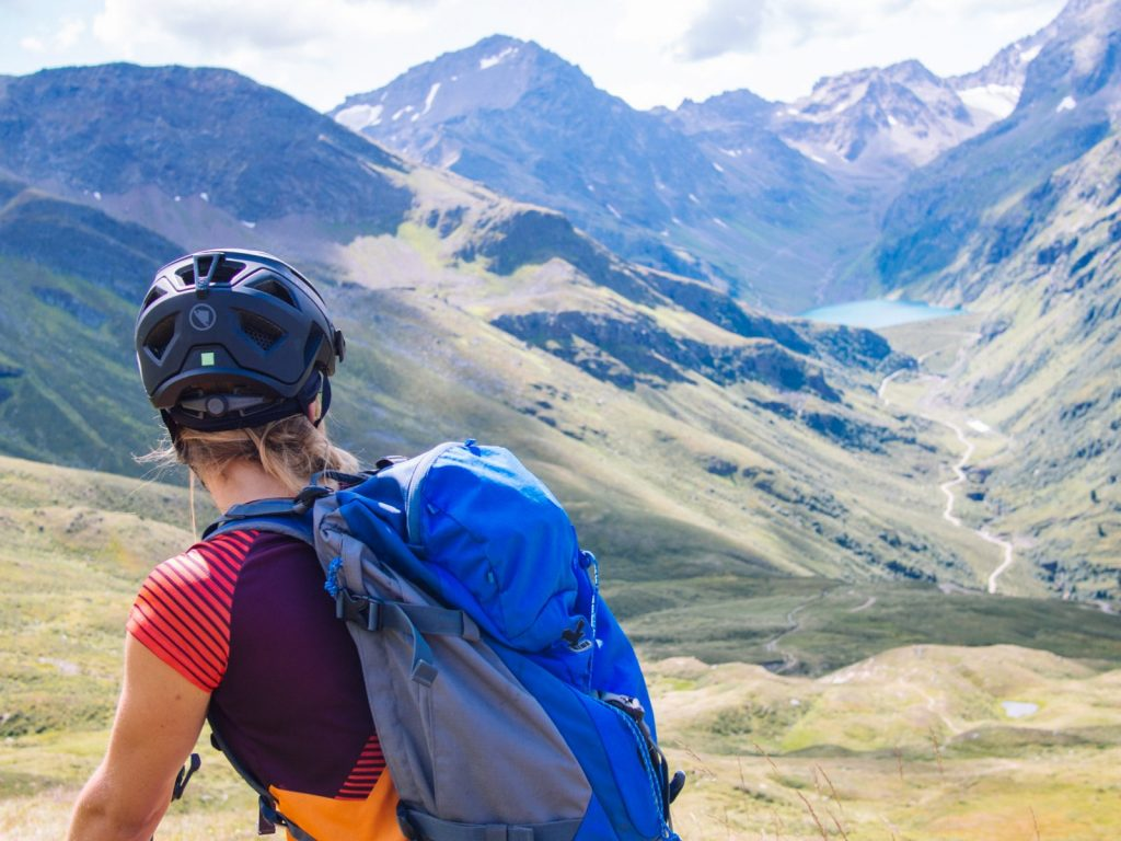 Durch das einsame Moostal geht es hinauf zur Darmstädter Hütte I Climbers Paradise