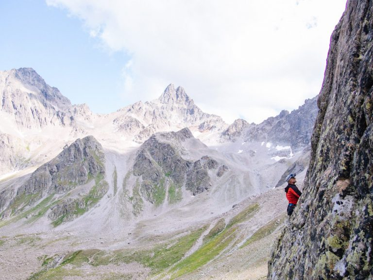Die Klettergärten rund um die Darmstädter Hütte vereinen viele Vorteile I Climbers Paradise
