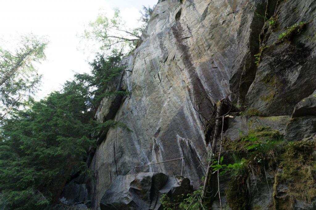 Der Klettergarten Unterwelt im Pitztal | Climbers Paradise
