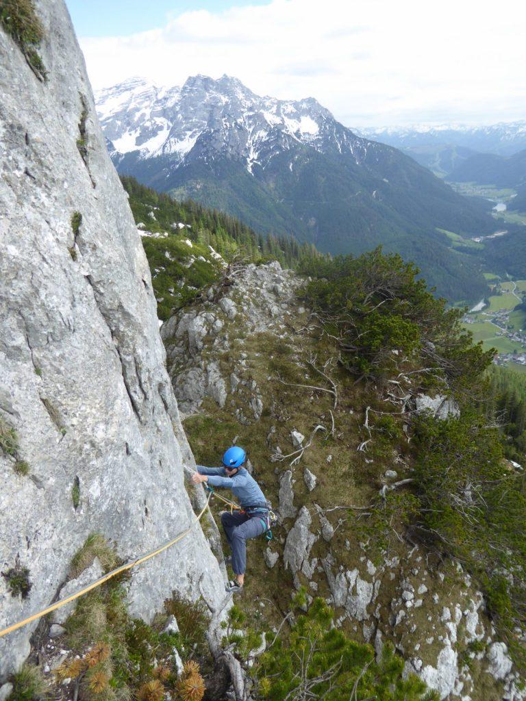 In der Ironlaus, Foto: Bonnie Klingler | Climbers Paradise