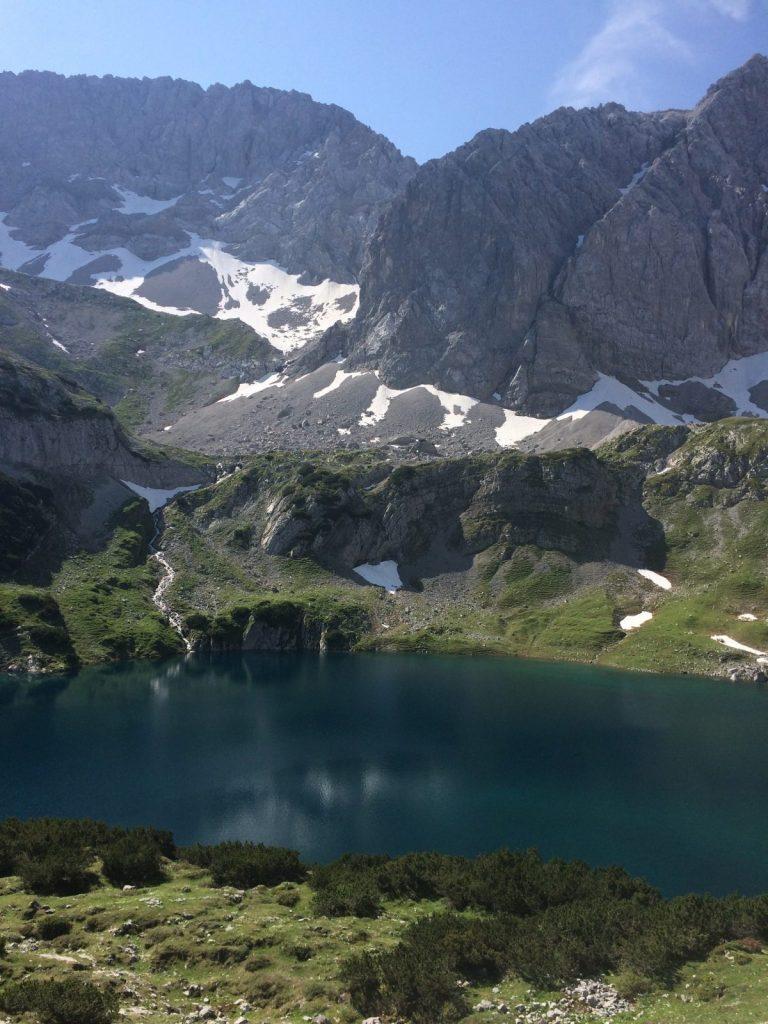 Der Drachensee | Climbers Paradise