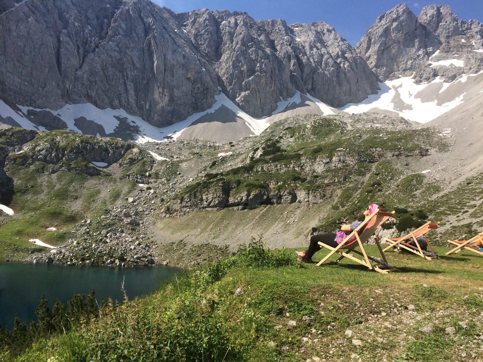Die Aussicht genießen | Climbers Paradise