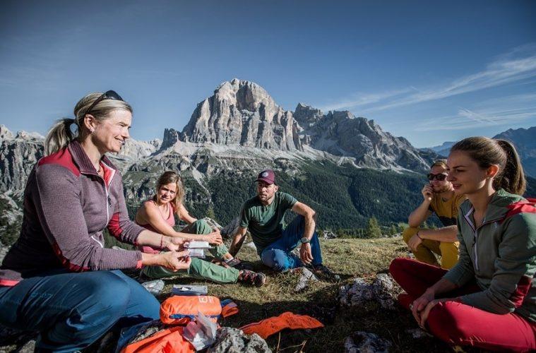 Alpine Erste-Hilfe-Kurse von ORTOVOX, Foto: Hansi Heckmair | Climbers Paradise