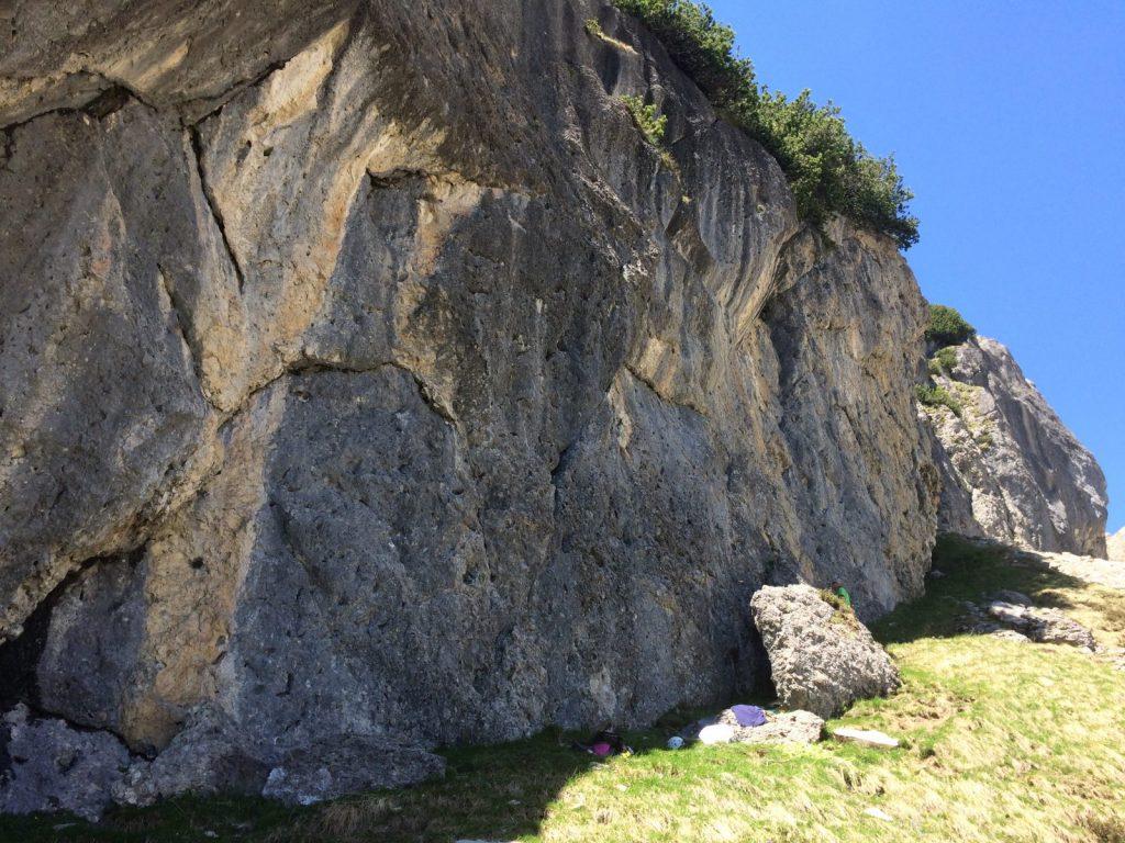 Klettergarten-Idylle bei der Muttekopfhütte | Climbers Paradise