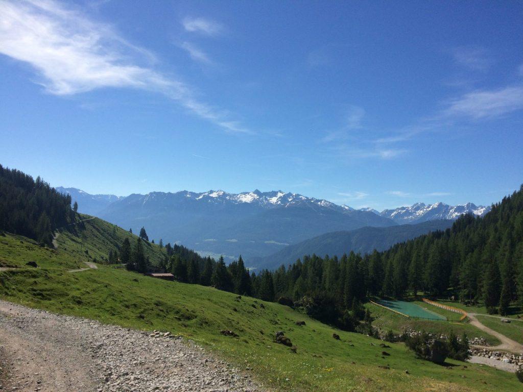 Die Aussicht von der Muttekopfhütte | Climbers Paradise