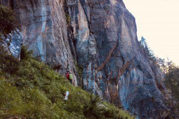 Der Klettergarten Gailwand im Kaunertal | Climbers Paradise