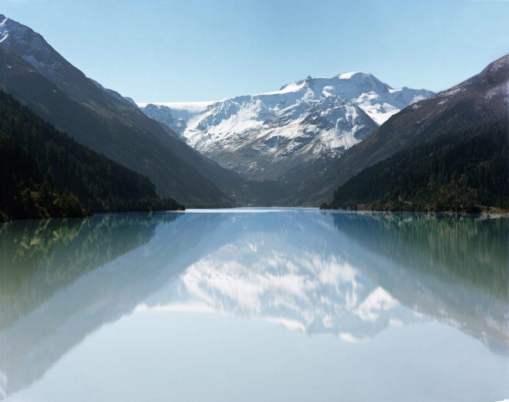 Der Gepatschstausee, Foto: Tirol Werbung, Tobias Madoern | Climbers Paradise