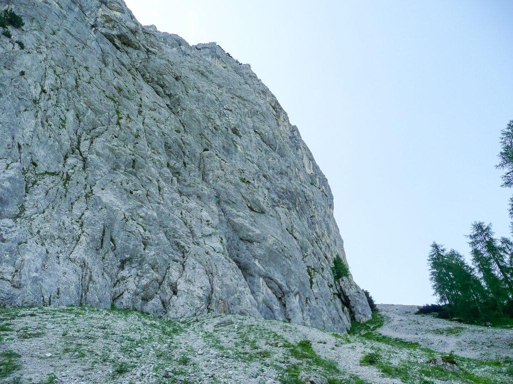 Bester Fels für Mehrseillängen am Wampeten Schrofen, Foto: Simon Schöpf | Climbers Paradise