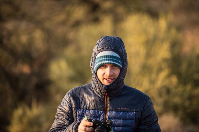Klettertrainer Ingo Filzwieser, Foto: Alice Lunner | Climbers Paradise