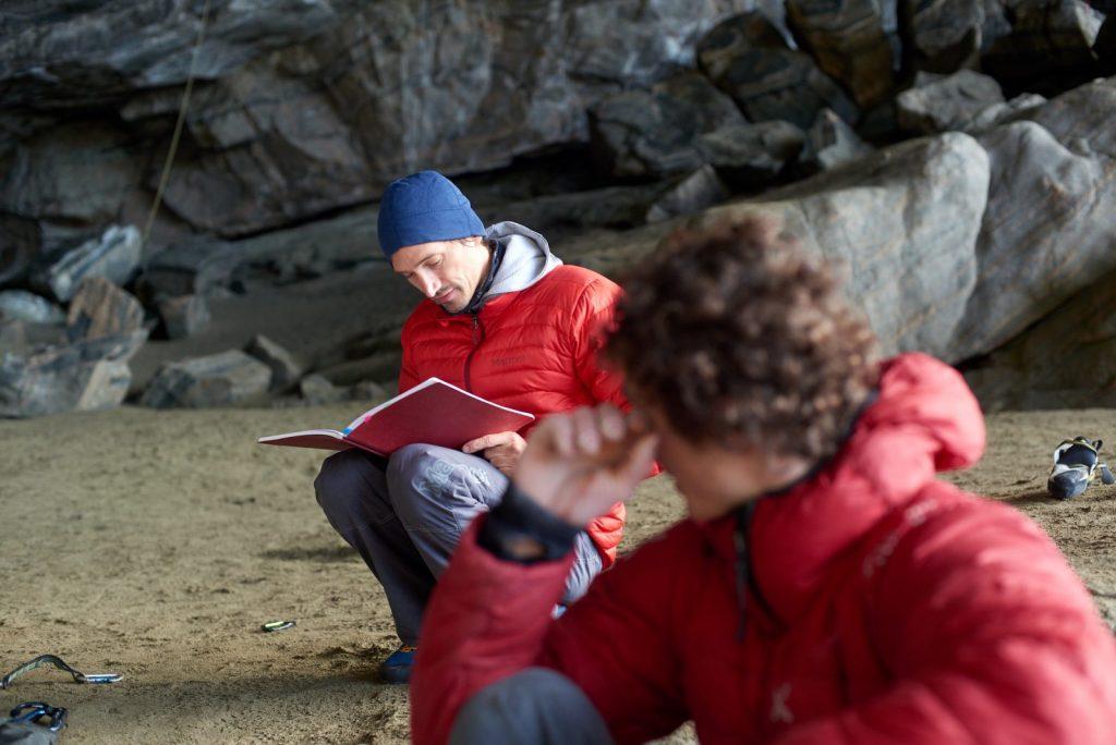 Für Adam Ondra hat Klaus Isele eine für ihn zugeschnittene Therapie-Lösung zusammengestellt, Foto: Pavel Blazek | Climbers Paradise