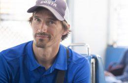 Klaus Isele widmet sich als Physiotherapeut der Behandlung von Kletterern, Foto: Heiko Wilhelm | Climbers Paradise
