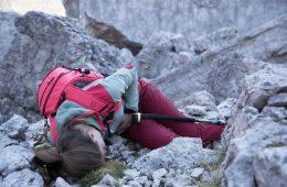 Erste Hilfe bei stumpfen Bauchtrauma, Foto: Hansi Heckmair   Climbers Paradise