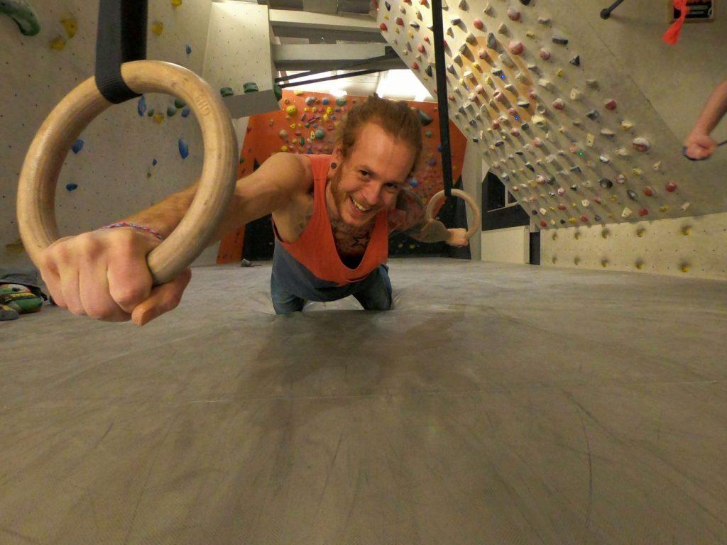 Die Balance zu halten zwischen Work & Climb ist eine Herausforderung | Climbers Paradise