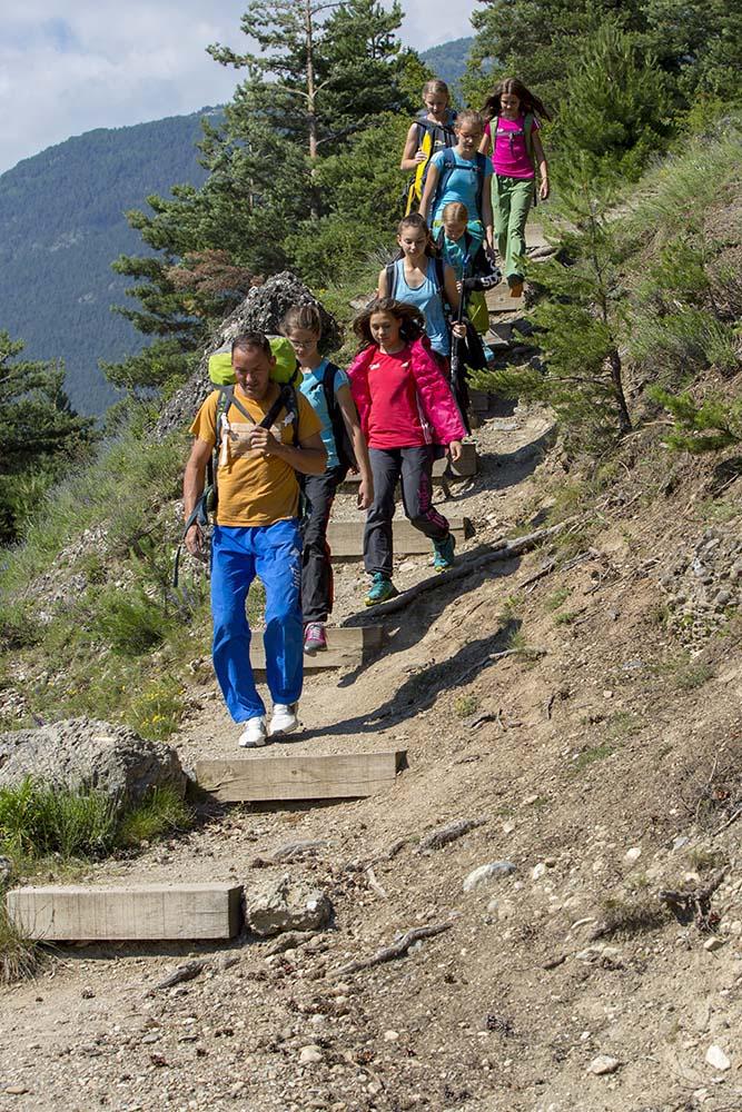 Mike Gabl, Zustiegswege, Foto: Mike Gabl | Climbers Paradise