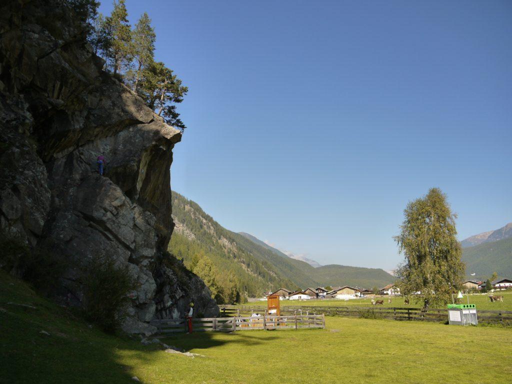So schaut Idylle aus: Oberried. Foto: Simon Schöpf