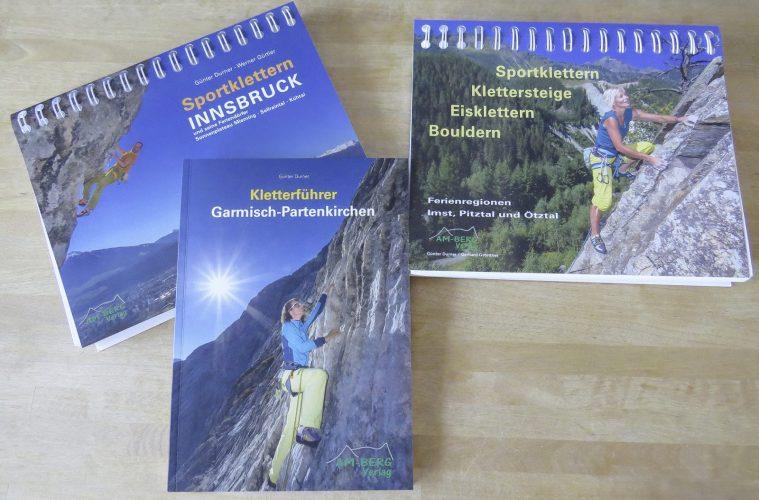 Kletterführer, Günter Durer| Climbers Paradise