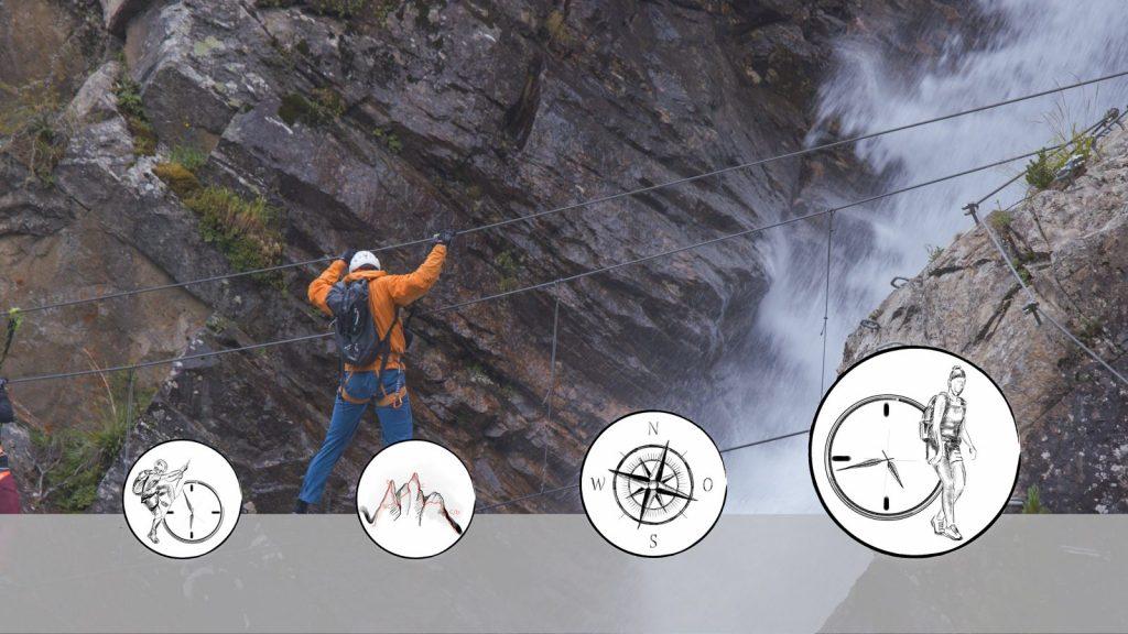 Klettersteigtutorial-Tourenplanung, Zeit und Wetter, Foto: Alpsolut, Österreichischer Alpenverein | Climbers Paradise